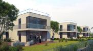 Architektenhaus Fernansicht