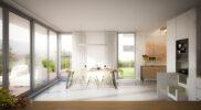 Architektenhaus Küche