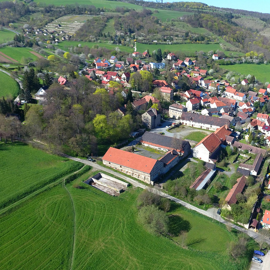 Gutsanlage Jena-Zwätzen